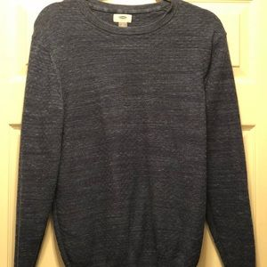 MENS OLD NAVY SWEATER GRAY